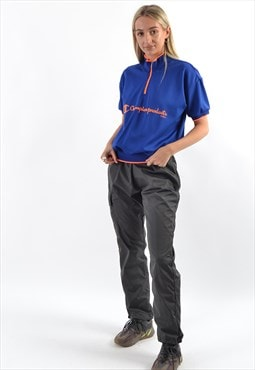 Blue Champion 1/4 Zip Top GBT4762