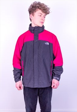 Vintage The North Face Summit Series Jacket in Red &Black XL