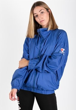 Vintage 80s Champion Shell Jacket / S8016