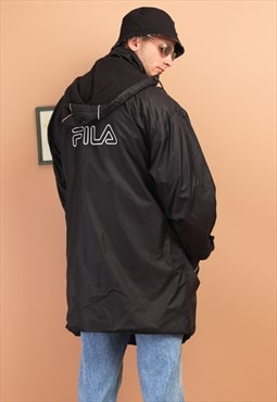 Vintage  Fila windbreaker  coat
