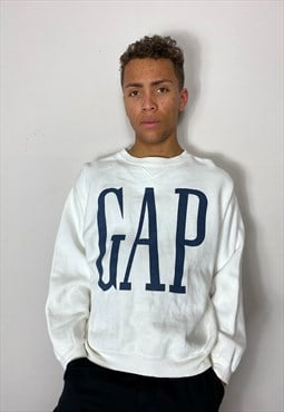 Gap Big Spellout Jumper (M)