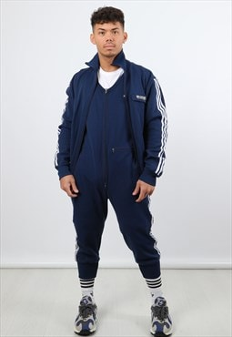 Vintage Adidas Medium Navy Full Tracksuit