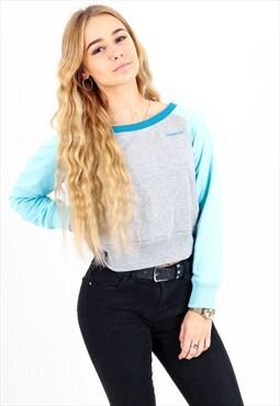 Vintage Reebok Cropped Sweatshirt SW45
