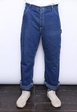Vintage Carhartt Blue Denim Jeans