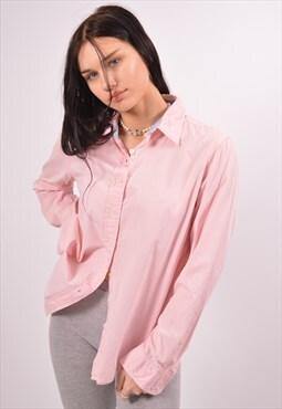 Vintage Tommy Hilfiger Shirt Check Pink