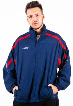 Vintage 80s Umbro Shell Jacket / S4474
