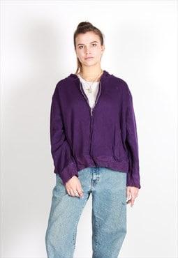 Vintage Polo Ralph Lauren Hoodie Purple