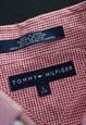 VINTAGE TOMMY HILFIGER LOGO SHIRT 90S L 8.3