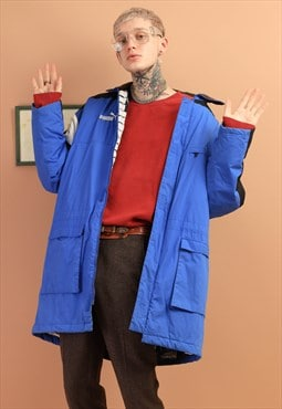 Vintage Puma Padded  coat