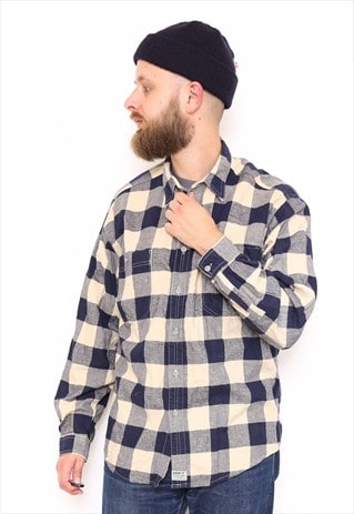 VINTAGE LEVI'S OVERSIZED CHECK SHIRT