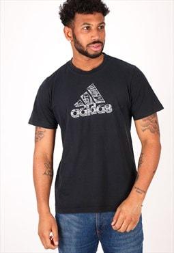 Vintage Adidas Print T-Shirt NT821