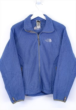 Vintage The North Face Fleece Blue Quarter Zip with Logo
