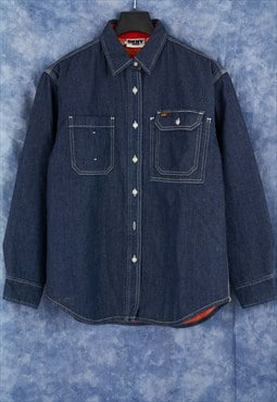Y2K Vintage DKNY Denim Shirt