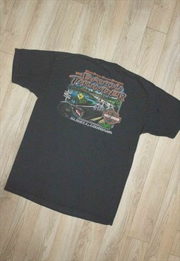 Vintage Harley-Davidson T-Shirt Logo 90s XL 10.0