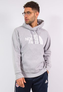 The North Face Hoodie Grey Hooded Sweatshirt