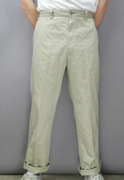Vintage Ralph Lauren Trousers in Beige