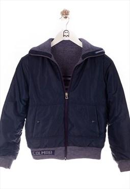 Vintage  Second hand  90s Transition Jacket Plain Look Navy
