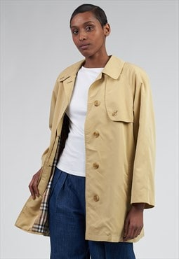 Vintage Rare 80's Mini Burberry Trench