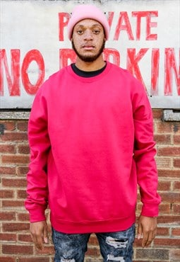 NEW IN - Cranberry Plain Sweatshirt