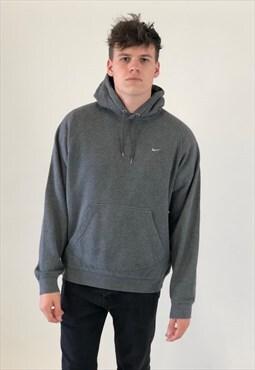 Vintage Nike Grey Hoodie