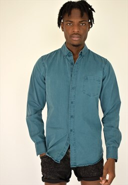 Vintage Pull and Bear Thick Shirt