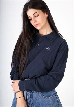 Vintage Kappa Polo Long Sleeves T-Shirt NT1022
