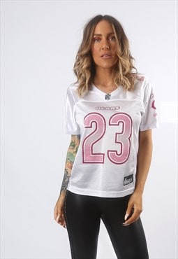 NFL T-Shirt Sport Jersey Top Football UK 10  (H6DI)