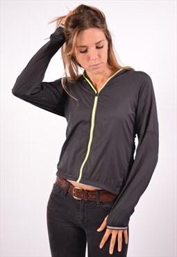 Vintage Reebok Hoodie Sweater Black
