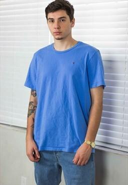 Vintage Tommy Hilfiger T-Shirt Logo 90s Xl 7.1