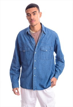 Vintage Classic Collections Denim Shirt