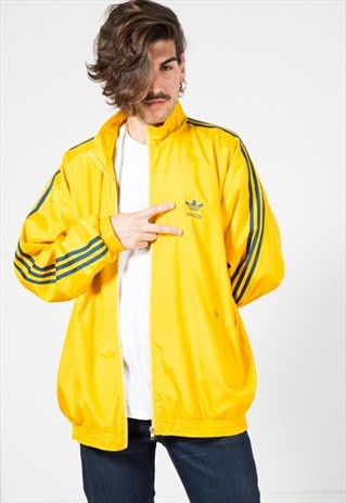 VINTAGE 80S ADIDAS SHELL SPORT JACKET / S1180