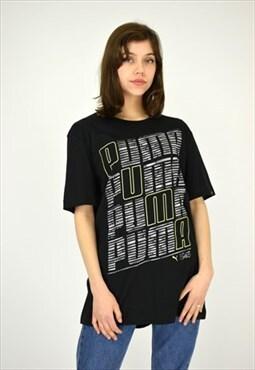 Spellout Puma T-Shirt