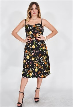 SWEET AND GABBANA Casual Multicolour Dress