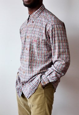 Men's Missoni Colorful Chaotic Argyle Shirt