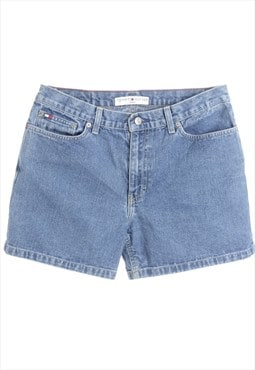 1990s Tommy Hilfiger Denim Shorts - W32