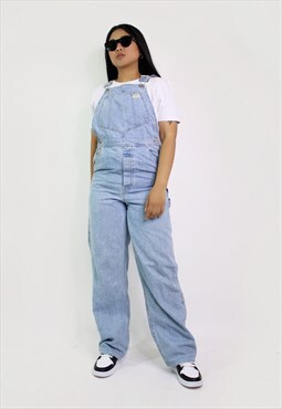 Vintage GUESS  Long Denim Dungarees
