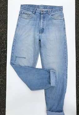 Vintage 90's High Rise Tapered Leg American Jeans