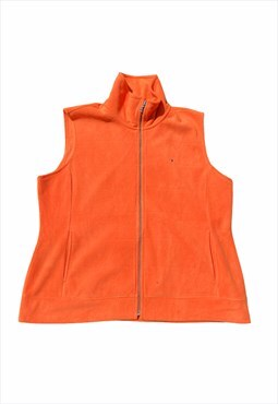 Orange Tommy Hilfiger Fleece
