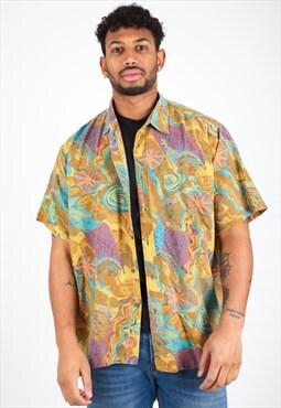 Vintage Pattern Shirt S61