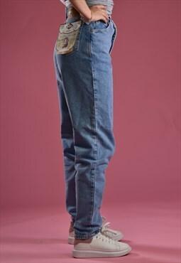 Brand New Vintage 1990s Lee Cooper Stonewash Jeans