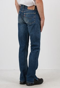 Vintage Blue LEVI'S 501 Fit Denim Jeans