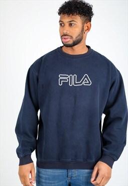 Vintage Fila Sweatshirt W795