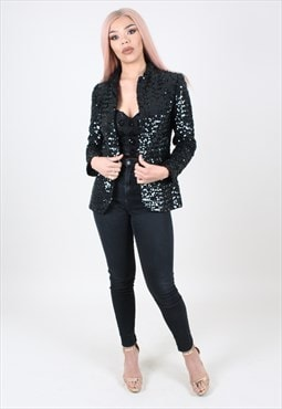 Vintage Sequin Jacket ASM3586