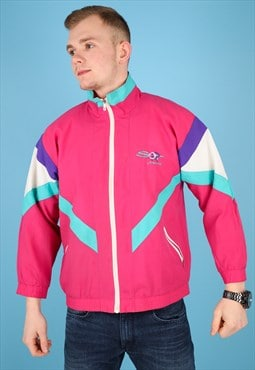 Vintage Shell Jacket in Multicolour NJ486