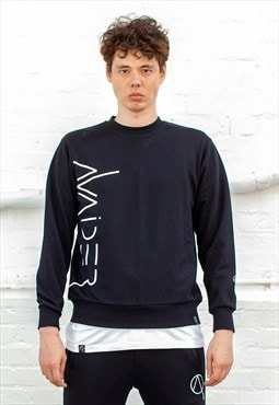 Rumble Sweater - Black