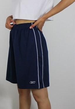 Vintage Reebok Shorts w Logo Front