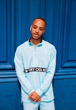 Hey yo tracksuit blue jacket