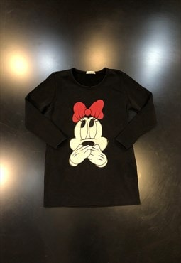 Mini Mouse Disney jumper sweater