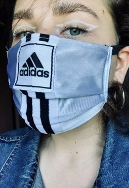 ADIDAS Reworked Face Covering with Logo. Unisex