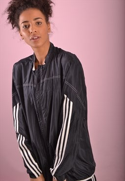 Black Adidas Shell Jacket GTJ3439